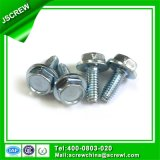 SS304 Stainless Steel Galvanized Hex Head Bolt M4