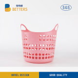 Hot Sale Storage Basket / Plastic Laundry Basket