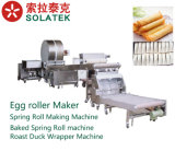 Egg Roll Wrapper Making Machine/Automatic Spring Roll Making Machine/Spring Roll Machine Dumpling Machine, Spring Roll Sheet Making Machine/Roast Duck Wrapper