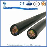 Silicon Rubber Insulated UL Standard/Premium Flex Wind Power Cable Wttc Rated