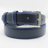 Man's Formal Belt in 100% Real Leather Male Leather Belts