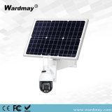 Wardmay Solar Panel 90W P2p WiFi 4G Full Color IP Camera 20X Zoom Lens PTZ Dome Camera