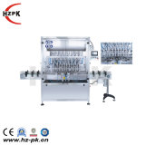 Hzpk Automatic Bottle Water Milk Liquid Packing and Filling Machine