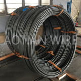 Black Phosphate Coated Pasaip Annealed Cold Heading Quality Screw Wire Rod Scm435 Class 12.9 Steel Wire