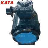 3-Piece Split Bolted Body Double Block and Bleed Trunnion Mounted Ball Valve with API 607 Fire Safe