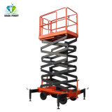 Good Price 4m-18m Full Electric Hydraulic Mobile Scissor Lift with Ce