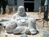 Good Quality Professional White Marble Buddha Statue for Sale