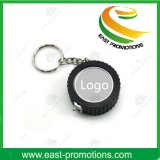 Custom Cute Funny Mini Retractable Tape Measure Keychain