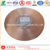Refrigeration Seamless Red Copper Tube Copper Pipe
