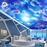 as-Mc Original Custom UV Printing Soft Film Ceiling Ceiling Indoor Light Film Zhou Yuxing New Transparent Light Film Material
