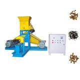 Small Floating Fish Food Making Machine Cheap Fish Feed Machine Without Controller Cabinet
