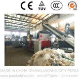 Waste Plastic PE PP Agricultural Film Recycling Washing Machine