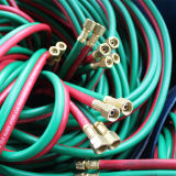 Ce Certified Rubber Twin Welding Hose Assembly