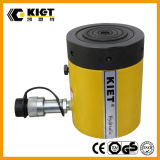 Kiet Brand Single Acting Lock Nut Hydrulic Cylinder