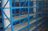 Warehouse Rack, Steel Panel Rack, Metal Beam Rack, Rack with Laminate, Storage Shelf