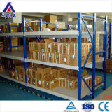 Multi-Level Warehouse Wide Span Racking for Bins