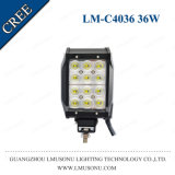 Lmusonu Hot Sale IP67 CREE LED Driving off Road Light Bar 3240lm for 4X4 4 Inch 36W Four Rows LED Light Bar