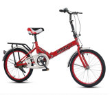 OEM Adult Steel Foldable Balance Bike 7/21 Speed 20/26 Inch MTB/City/Commuter/Mountain Aluminum Alloy Mini&Nbsp; Pocket Dirt Bikes Electric Folding Bicycle