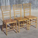 Resin and Metal Banquet Wedding Chair Chiavari
