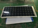 High Efficiency Sunpower 100W Semi Flexible Solar Panel for Car