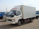 T-King 4X2 Diesel 1t Light Truck Van
