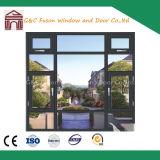 Restaurant Window / Shop Window / Bank Window / Aluminum Casement Window (FX-15155)