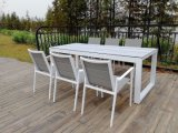 Hotel Garden Outdoor Furniture Set (Comfotable Leisure Table and Chairs)
