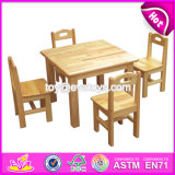 Wholesale Cheap Kindergarten Children Wooden School Furniture Suppliers W08g211