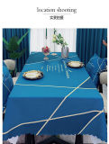 Waterproof Polyester Printed Tablecloth
