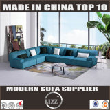 American Style L Shape Fabric Sofa (USA)