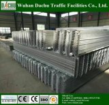 Colorful Galvanized Coating Roadway Guardrail