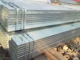 Welded Square ERW Cold Rolled SPCC Stainless Hollow Pre-Galvanized Steel Tube