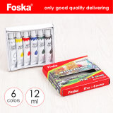Foska High Quality Colorful Kids Oil Color