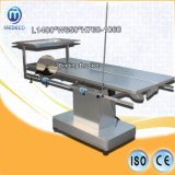 Pet Hospital Stainless Steel Veterinary Surgical Operation Table Me-5