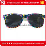 2018 Hand-Made Sunglasses Fashionable Design with UV Protection