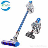 2 in 1 Lightweight Rechargeable Bagless Stick and Handheld Vacuum with Wall Mount for Carpet Hardwood Floor Pet Hair
