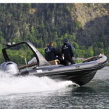 Liya 115-200HP Outboard Engine Rib Price Small Sport Boat