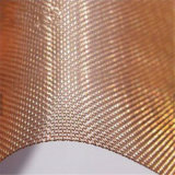 Paper Making Brass Screen Phosphor Bronze Woven Wire Mesh Cloth Rolls