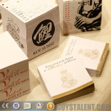 High Quality Wholesale Custom Cheap Art Paper Note
