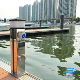 Electric LED Light Water and Power Pedestal Hot Sale Equipment