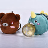 Hot Sale Cute Animal Toys Stuffed Custom Soft Plush Doll for Keychain