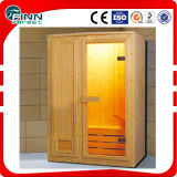 Indoor 3 Person Far Infared Sweat Steam Sauna Room