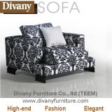 D-75A Divany Furniture Living Room Sofa for House Decoration