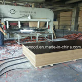18mm Black Melamine Faced MDF for Decoration