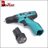 Video Show Chinese Cheapest Power Tools 2 Speed 12V Batter Rechargeable Mini Electric Drill Cordless