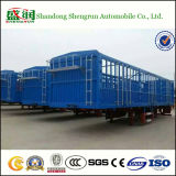40 Tons 3 Axles Box Stake Truck Trailer / Cargo Trailer/Truck Carrier