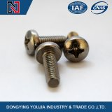 China High Quality Cross Recessed Pan Head Screw DIN7985