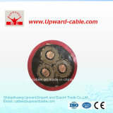 Rubber Sheath Copper Conductor Electric Cable