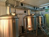 Steam Heating Complete Beer Brewery System for Ale Beer Large Beer