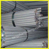 Hot Rolled Reinforced Deformed Steel Rebar 6-50mm